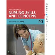 Fundamental Nursing Skills and Concepts by Timby, Barbara K, 9781608317875