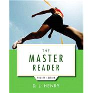 Master Reader, The,  Plus MyReadingLab with eText -- Access Card Package by Henry, D. J., 9780133957877