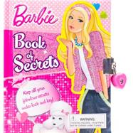 Barbie Book of Secrets by Parragon, 9781781867877