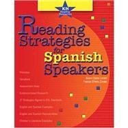 Reading Strategies for Spanish Speakers by Lenski, Susan; Ehlers-zavala, Fabiola, 9780757507878