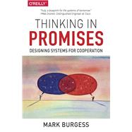 Thinking in Promises by Burgess, Mark, 9781491917879