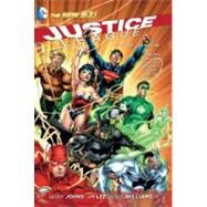 Justice League Vol. 1: Origin (The New 52) by JOHNS, GEOFFLEE, JIM, 9781401237882