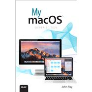 My macOS by Ray, John, 9780789757883