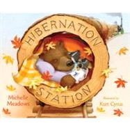 Hibernation Station by Meadows, Michelle; Cyrus, Kurt, 9781416937883