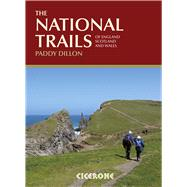 The National Trails by Dillon, Paddy, 9781852847883