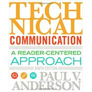 Technical Communication by Anderson, Paul V., 9781305667884