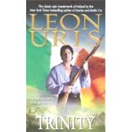 Trinity by Uris Leon, 9780060827885