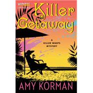 Killer Getaway by Korman, Amy, 9780062357885