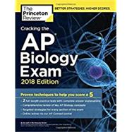 Cracking the AP Biology Exam, 2018 Edition by PRINCETON REVIEW, 9780451487889