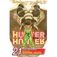 Hunter x Hunter, Vol. 21 by Togashi, Yoshihiro; Togashi, Yoshihiro, 9781421517889