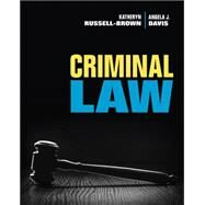 Criminal Law by Russell-Brown, Katheryn; Davis, Angela J., 9781412977890