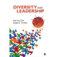 Diversity and Leadership by Chin, Jean Lau; Trimble, Joseph E., 9781452257891