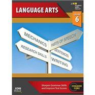 Core Skills Language Arts Grade 6 by Steck-Vaughn, 9780544267893