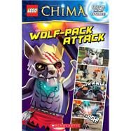 LEGO Legends of Chima: Wolf-Pack Attack! (Comic Reader #4) by Unknown, 9780545627894