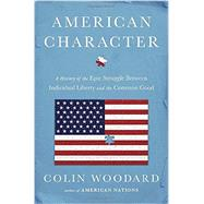 American Character by Woodard, Colin, 9780525427896