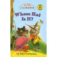 Whose Hat Is It? by Gorbachev, Valeri, 9780756957896