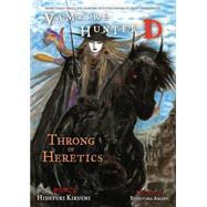 Vampire Hunter D Volume 24 by KIKUCHI, HIDEYUKIAMANO, YOSHITAKA, 9781616557898