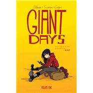 Giant Days 1 by Allison, John; Treiman, Lissa, 9781608867899