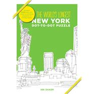 The World's Longest Dot-to-Dot Puzzle: New York by Daker, Abi, 9781626867901