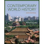 Contemporary World History by Duiker, William J., 9781285447902