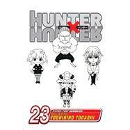 Hunter x Hunter, Vol. 23 by Togashi, Yoshihiro; Togashi, Yoshihiro, 9781421517902