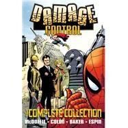 Damage Control by McDuffie, Dwayne; Colon, Ernie; Baker, Kyle; Espin, Salva, 9780785197904
