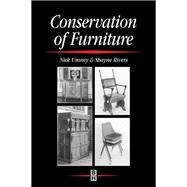 Conservation of Furniture by Rivers; Shayne, 9780415657907
