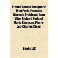 French Scenic Designers by , 9781158387908