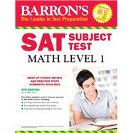 Barron's Sat Subject Test by Wolf, Ira K., Ph.D., 9781438007908