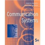 Communication Systems, 5th Edition by Simon Haykin, 9780471697909