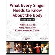 What Every Singer Needs to Know About the Body by Malde, Melissa, 9781597567909
