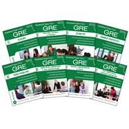 Manhattan Prep GRE Set of 8 Strategy Guides, 4th Edition by Manhattan Prep, -, 9781937707910