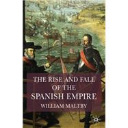 The Rise and Fall of the Spanish Empire by Maltby, William S., 9781403917911