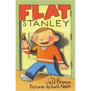 Flat Stanley by Brown, Jeff, 9780060097912