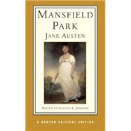 Mansfield Park (Norton Critical Editions) by AUSTEN,JANE, 9780393967913