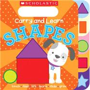 Carry and Learn Shapes by Unknown, 9780545797917