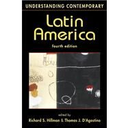 Understanding Contemporary Latin America by Hillman, Richard S., 9781588267917