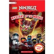 Mystery of the Masks (LEGO NINJAGO Reader #17) by Howard, Kate, 9781338227918