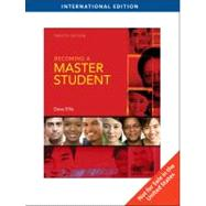 Becoming a Master Student by ELLIS, 9780495797920
