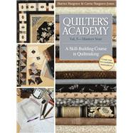 Quilter's Academy by Hargrave, Harriet; Hargrave-jones, Carrie, 9781571207920