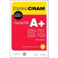 CompTIA A+ 220-701 and 220-702 Exam Cram by Prowse, David L., 9780789747921