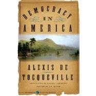 Democracy in America by de Tocqueville, Alexis, 9780061127922