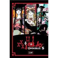 Xxxholic Omnibus 5 by CLAMP, 9781612627922