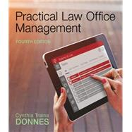 Practical Law Office Management, 4th by Roper, 9781305577923
