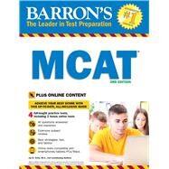 Barron's Mcat by Cutts, Jay; Campbell, Mariel; Gotlib, Louis; Hostetter, Nicholas Christopher; Jakubanis, Beth, 9781438077925