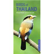 Pocket Photo Guide to the Birds of Thailand by Webster, Michael, 9781472937926