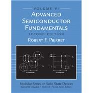 Advanced Semiconductor Fundamentals by Pierret, Robert F., 9780130617927