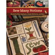 Sew Many Notions by Busby, Debbie, 9781604687927