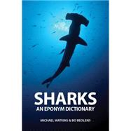 Sharks by Watkins, Michael; Beolens, Bo, 9781907807930