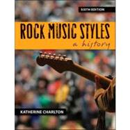 Rock Music Styles with Rhapsody Discount Card by Charlton, Katherine, 9780077427931